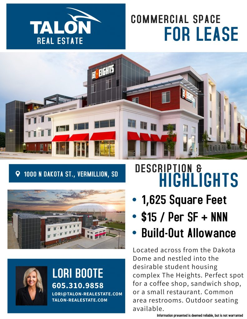 The Heights Commercial Space